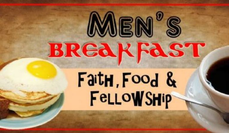 Men's bible study image